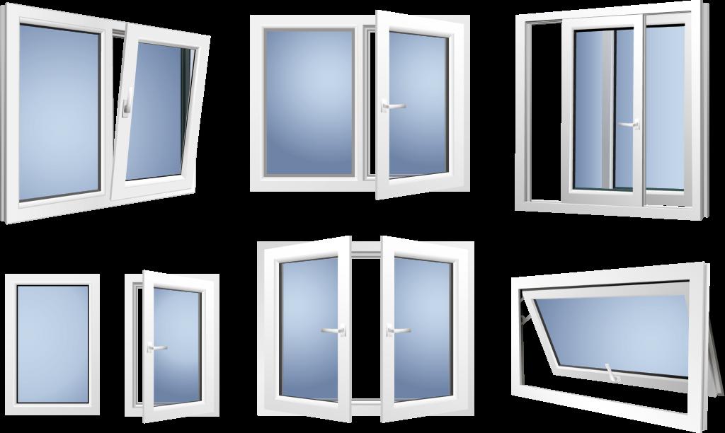 Конфигурация окон в частном доме